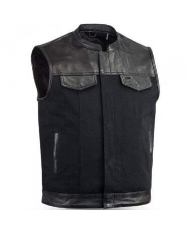 Cut Sons Anarchy Jacket Cuir Zolki