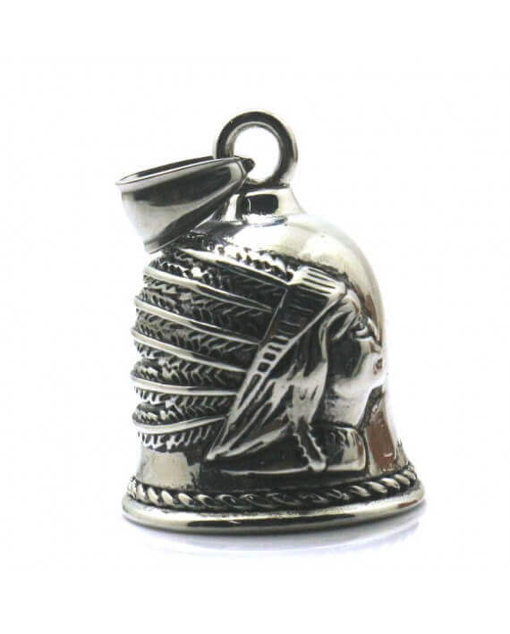 Clochette Biker Indian Guardian Bell