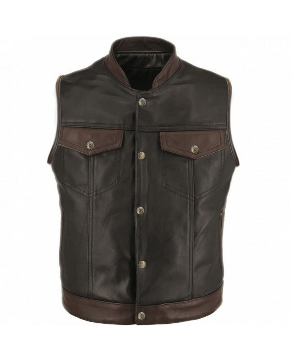 Jacket USA Son'S Of Anarchy Marron